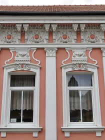 Details of a home in Nitra Slovakia - by Anika Mikkelson - Miss Maps - www.MissMaps.com
