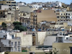 First Impression - Buildings of Malta - Malta - by Anika Mikkelson - Miss Maps - www.MissMaps.com