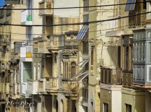Front Porches - Malta - by Anika Mikkelson - Miss Maps - www.MissMaps.com