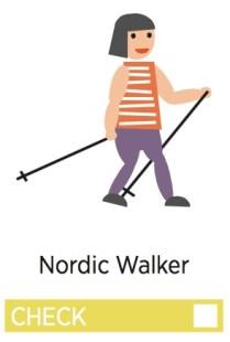 Helsinki Scavenger Hunt - Nordic Walker - from VisitHelsinki.fl