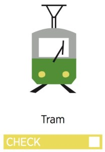 Helsinki Scavenger Hunt - Tram - from VisitHelsinki.fl