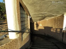 Shadows on the stairs - Malta - by Anika Mikkelson - Miss Maps - www.MissMaps.com