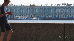 Walk this Way to the Winter Palace - St Petersburg Russia - by Anika Mikkelson - Miss Maps - www.MissMaps.com