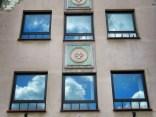 Windows of Riga Latvia 13 - by Anika Mikkelson - Miss Maps - www.MissMaps.com
