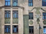 Windows of Riga Latvia 29 - by Anika Mikkelson - Miss Maps - www.MissMaps.com