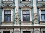 Windows of Riga Latvia 6 - by Anika Mikkelson - Miss Maps - www.MissMaps.com
