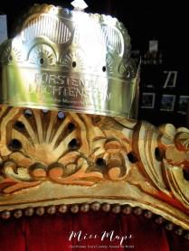 Fit for a Queen - The Road to Liechtenstein - by Anika Mikkelson - Miss Maps - www.MissMaps.com