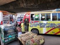 Buses of Bangladesh - by Anika Mikkelson - Miss Maps - www.MissMaps.com