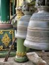 Bells - Ring 3 times - Shwemawdaw Pagoda - Pagu Bago Myanmar - by Anika Mikkelson - Miss Maps - www.MissMaps.com copy