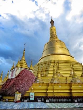 Shwemawdaw Pagoda - Pagu Bago Myanmar - by Anika Mikkelson - Miss Maps - www.MissMaps.com copy