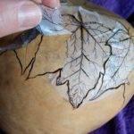 Gourd Design Transfer