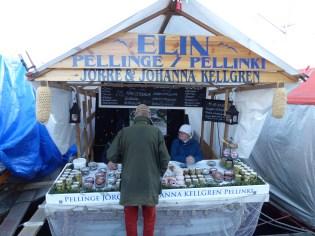 Helsinki herring festival