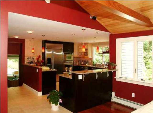 Kitchen Cabinet Color Decorating Ideas