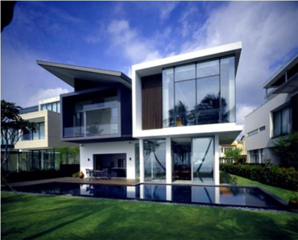 Modern Simple House Design Models