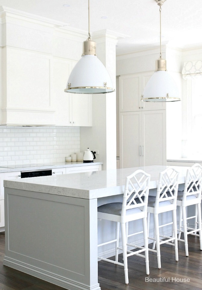 Hampton's Style Kitchen