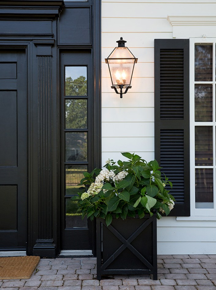 Make An Entrance How To Style Your Front Door Beautiful House