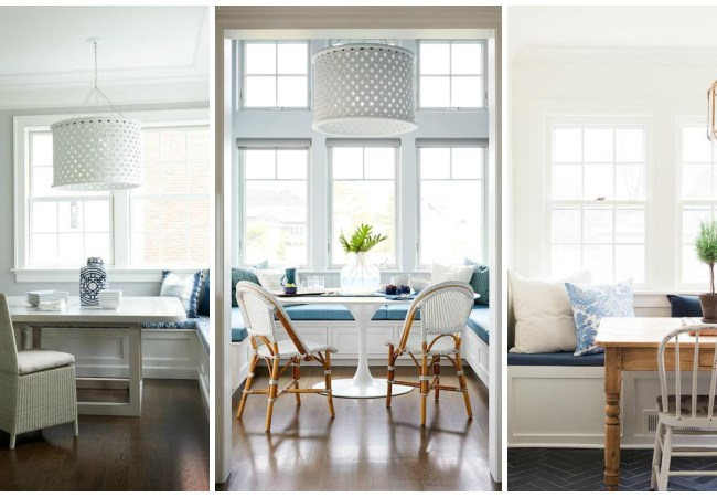 How to Create  A Cosy Breakfast Nook