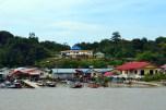 Boat trip to Bako National Park
