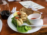 Seafood Hut in Oban