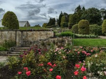 Formal Garden, Cragside