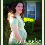 pregnancy update ~ 22 weeks