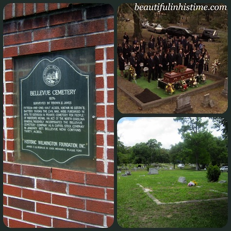 OTH Cemetery Collage