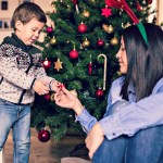"Dear Moms at Christmastime ~Love, a mom who ""doesn't do Santa"""