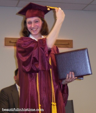 A Letter to my Former Self on Her High School Graduation
