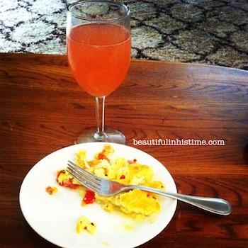 03 fancy breakfast