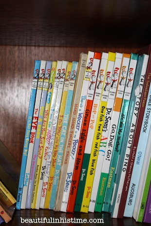 educational books for preschoolers Dr. Suess