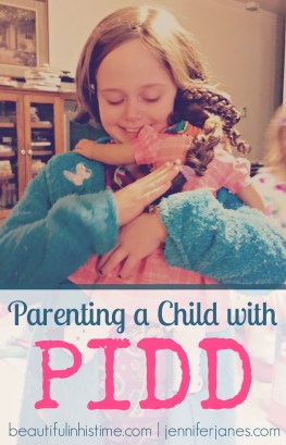 Parenting a Child with PIDD