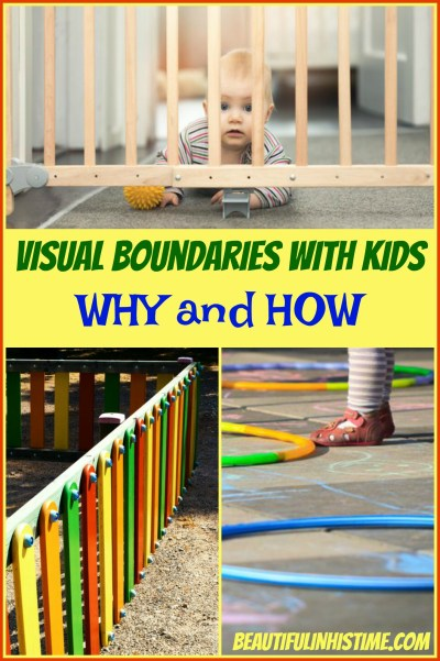 In behavioral therapy, we learned about visual boundaries. Children need boundaries. Giving kids visual boundaries, boundaries that they can SEE, can help their little brains more fully understand the expectation. #adhd #autism #specialneeds #parenting #tips #hacks