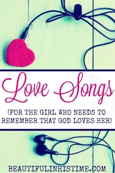 LOVE SONGS FROM GOD
