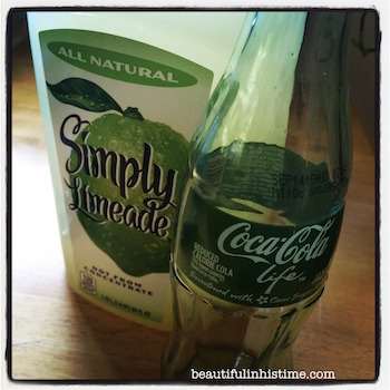 limeade coke