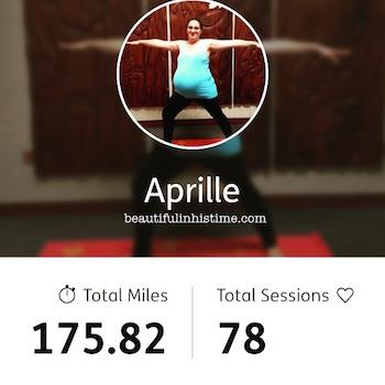 175 miles 38 weeks
