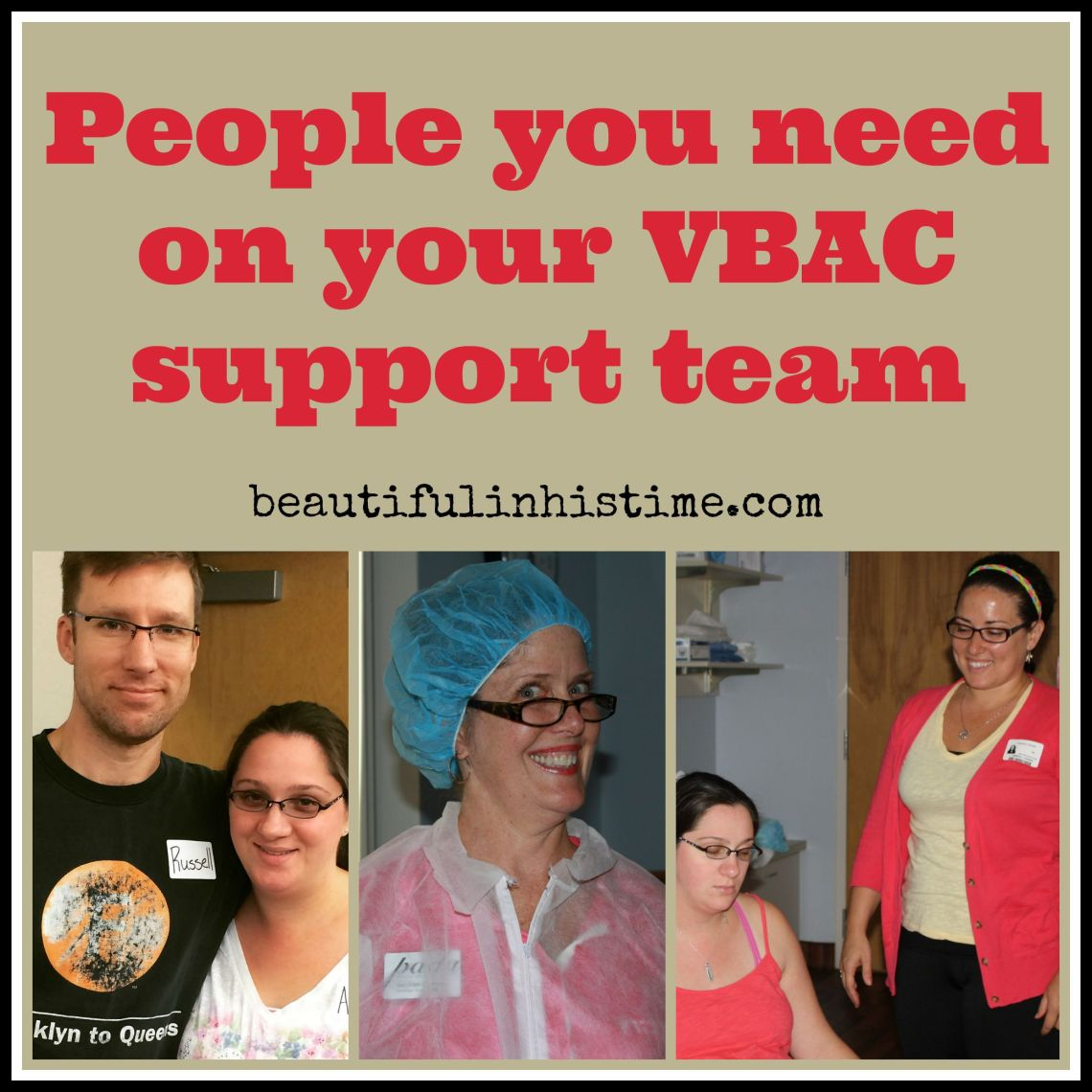 VBAC support