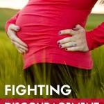 Fighting discouragement in pregnancy
