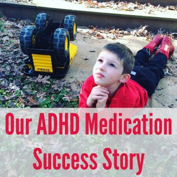 adhd medication success