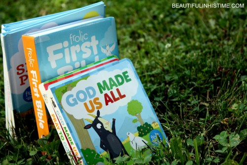 Sparkhouse Frolic Books for Kids: Little Steps, Big Faith