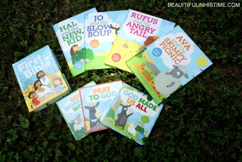 Sparkhouse Frolic Books for Kids: Little Steps, Big Faith