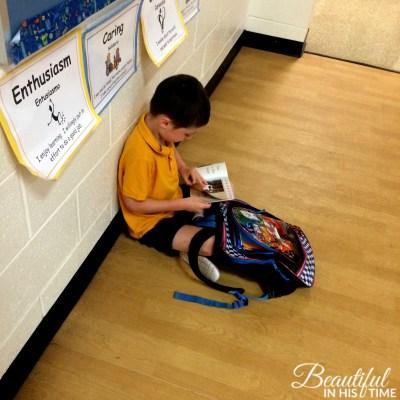 behaving-at-school