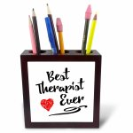 Best Therapist Ever Pencil Holder