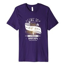 """""""I Like to Party - and by Party I Mean Write IEPs"""" t-shirt"""