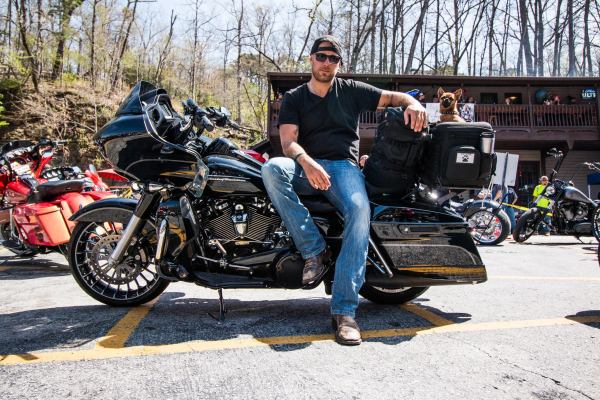 Honor our warriors by nominating a veteran to win a free motorcycle!