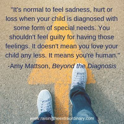 Beyond the Diagnosis: A Book Review by a Special Needs Mom