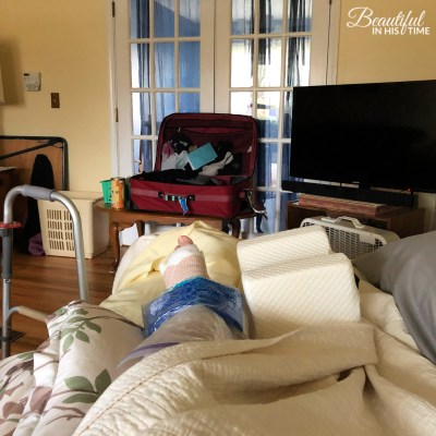 Fracture: an update on our unexpectedly-upended family