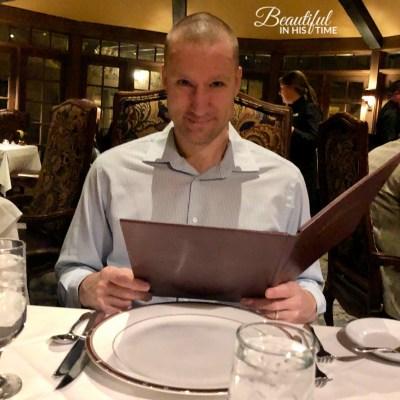 Atwater's Geneva Illinois anniversary dinner