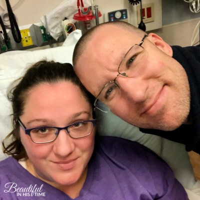 emergency room Delnor Hospital Geneva IL family anniversary fractured leg