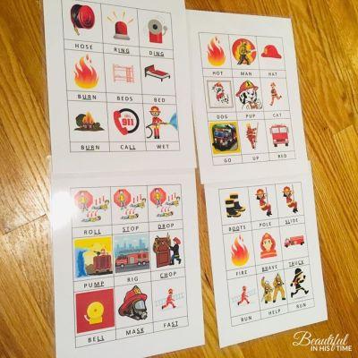 Firetruck Preschool