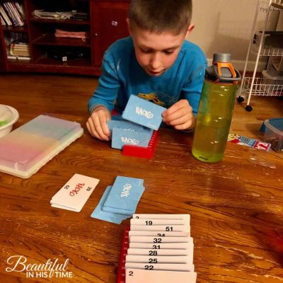 So, what is to be done when our kids so desperately need two antithetical things (consistency and novelty), especially in regard to homeschooling? #adhd #homeschool #homeschooling #homeschoolingboys